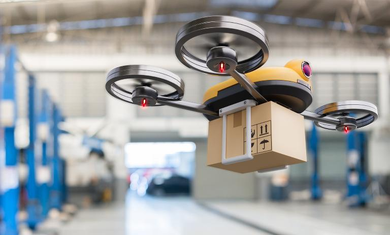Cargo drones: The future of parcel delivery   Roland Berger