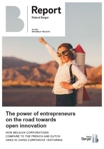 The power of entrepreneurs on the road towards open innovation