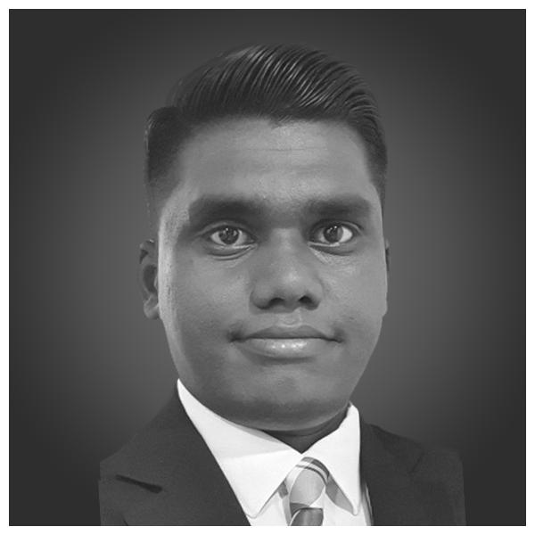 Portrait of Dheepan Pranthaman
